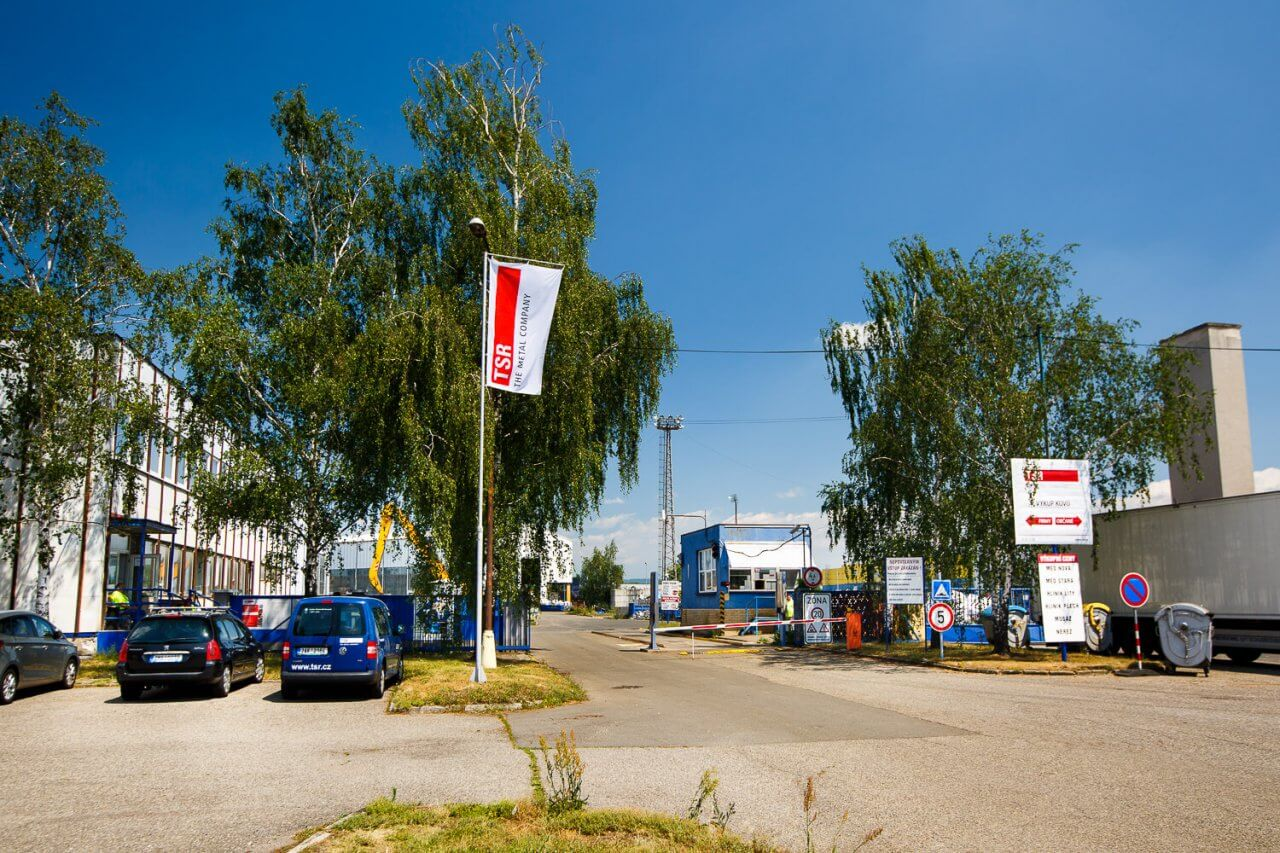 TSR Olomouc výkup kovů