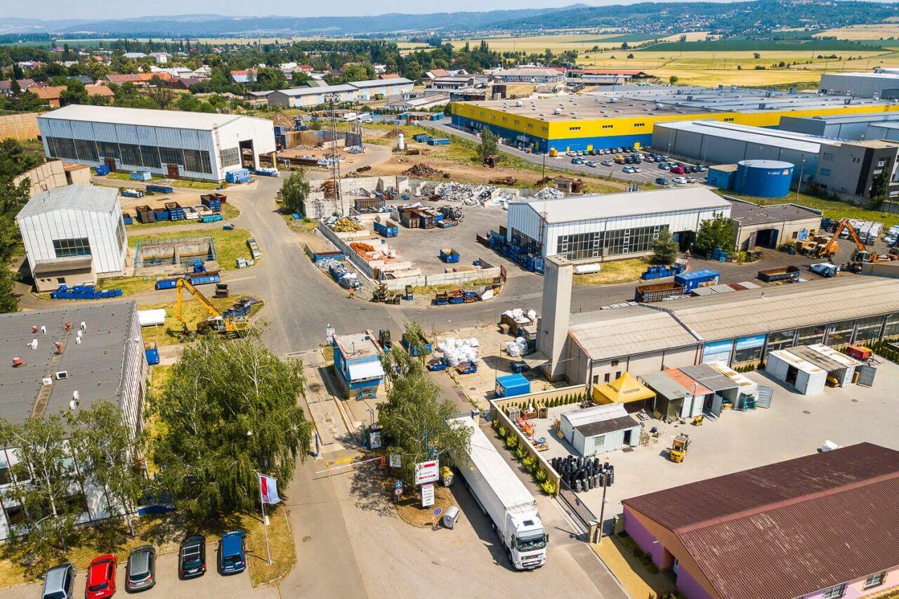 TSR Olomouc výkup železa